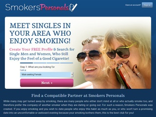 Smokers personals